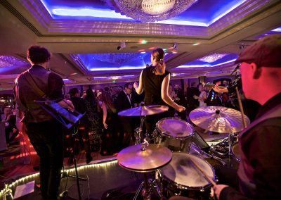 Band hire in London